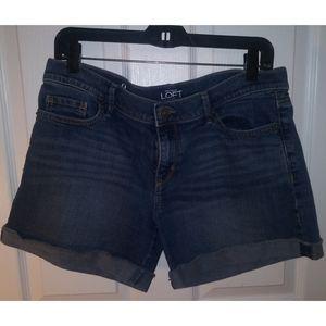 Ann Taylor Loft shorts original size 8